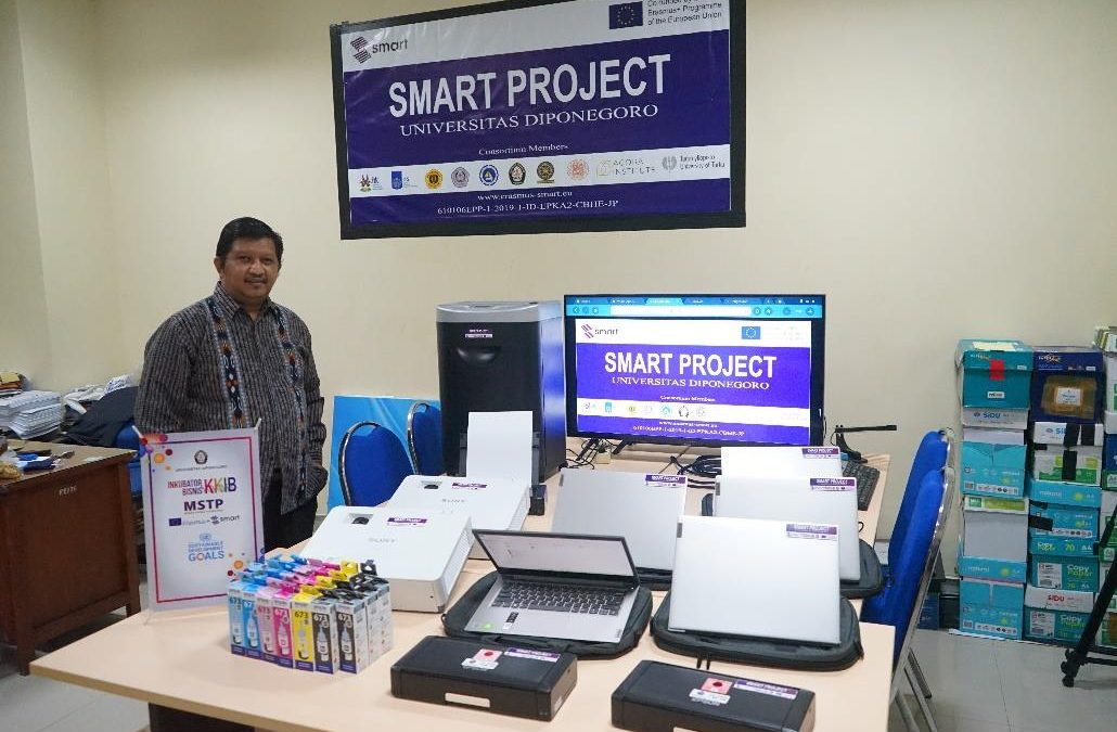 SMART equipment procurement in UNDIP