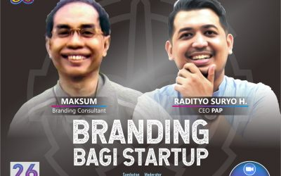 SMART – How To Develop Branding for Start-up, Nusadaily.com, 27 Nov 2020